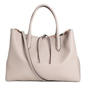 H&M Large Taupe Shopper